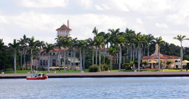 Mar-a-Lago will have a front-row seat on rising sea