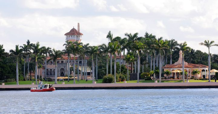 Mar-a-Lago will have a front-row seat on rising sea levels.