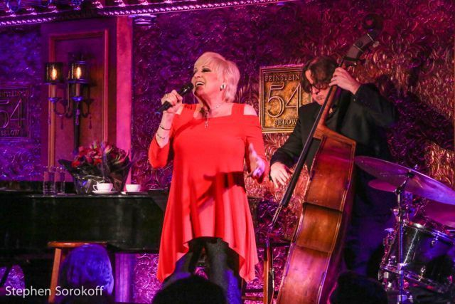 Lorna Luft at a Prior Engagement at Feinstein's/54 Below