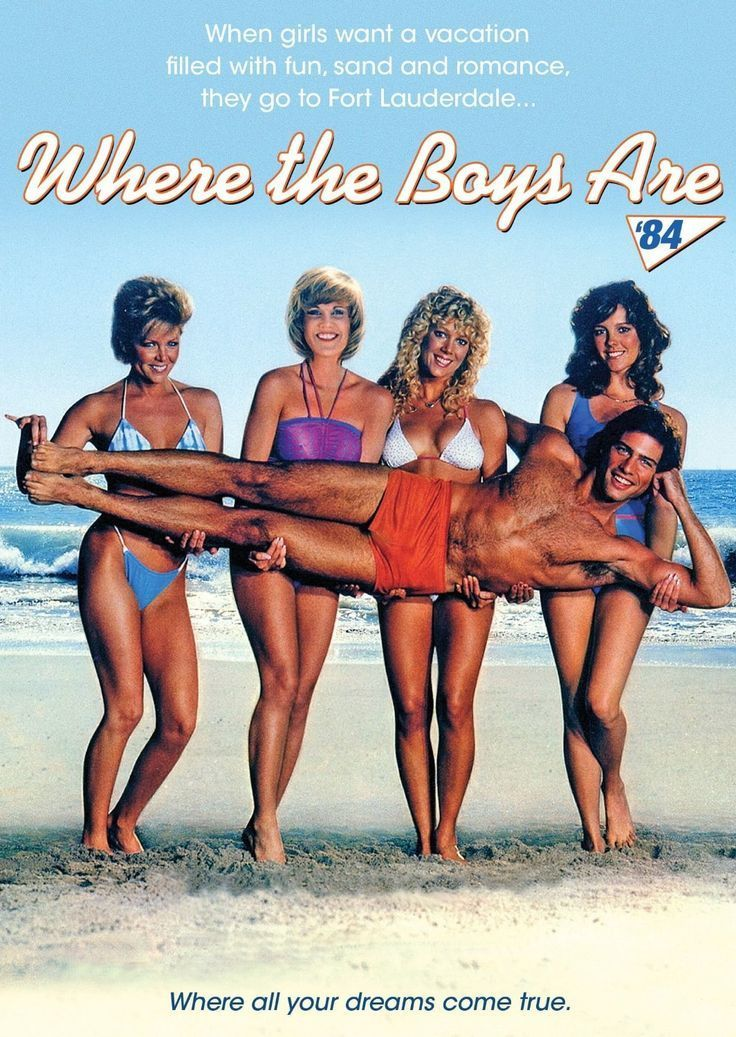 """Where the Boys Are '84"" Promotional Image"
