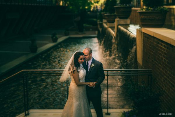 """Kathryn and Ryan had a beautiful wedding at Bay 7 in Durham, North Carolina."" -- <i>Hooman Bahrani</i>"
