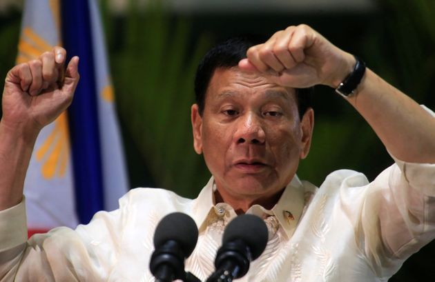 Rodrigo Duterte has been described as 'one of the 21st century's most sinister