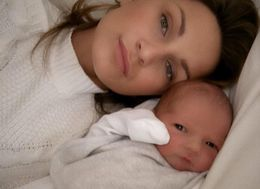 Billie Faiers And Sister Sam Share Adorable New Photos Of Baby Arthur
