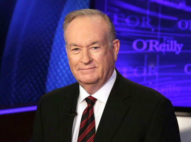 Bill O'Reill, host of Fox News' The O'Reilly
