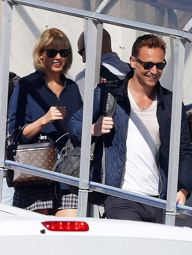 Taylor Swift and Tom Hiddleston last