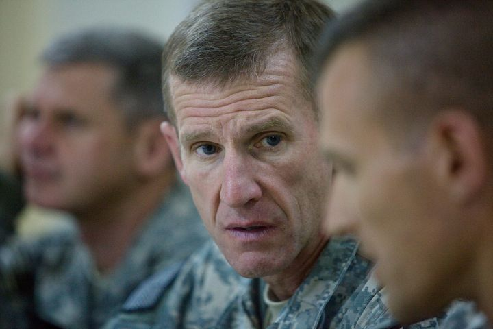 "Stanley McChrystal wrote in The New York Times that funding the Corporation for Public Broadcasting ""shouldn't be"