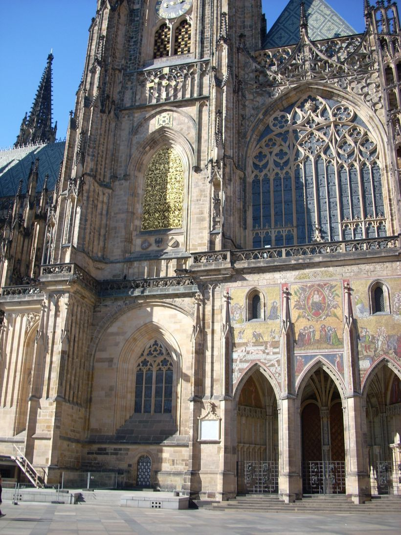St. Vitas Church, Prague