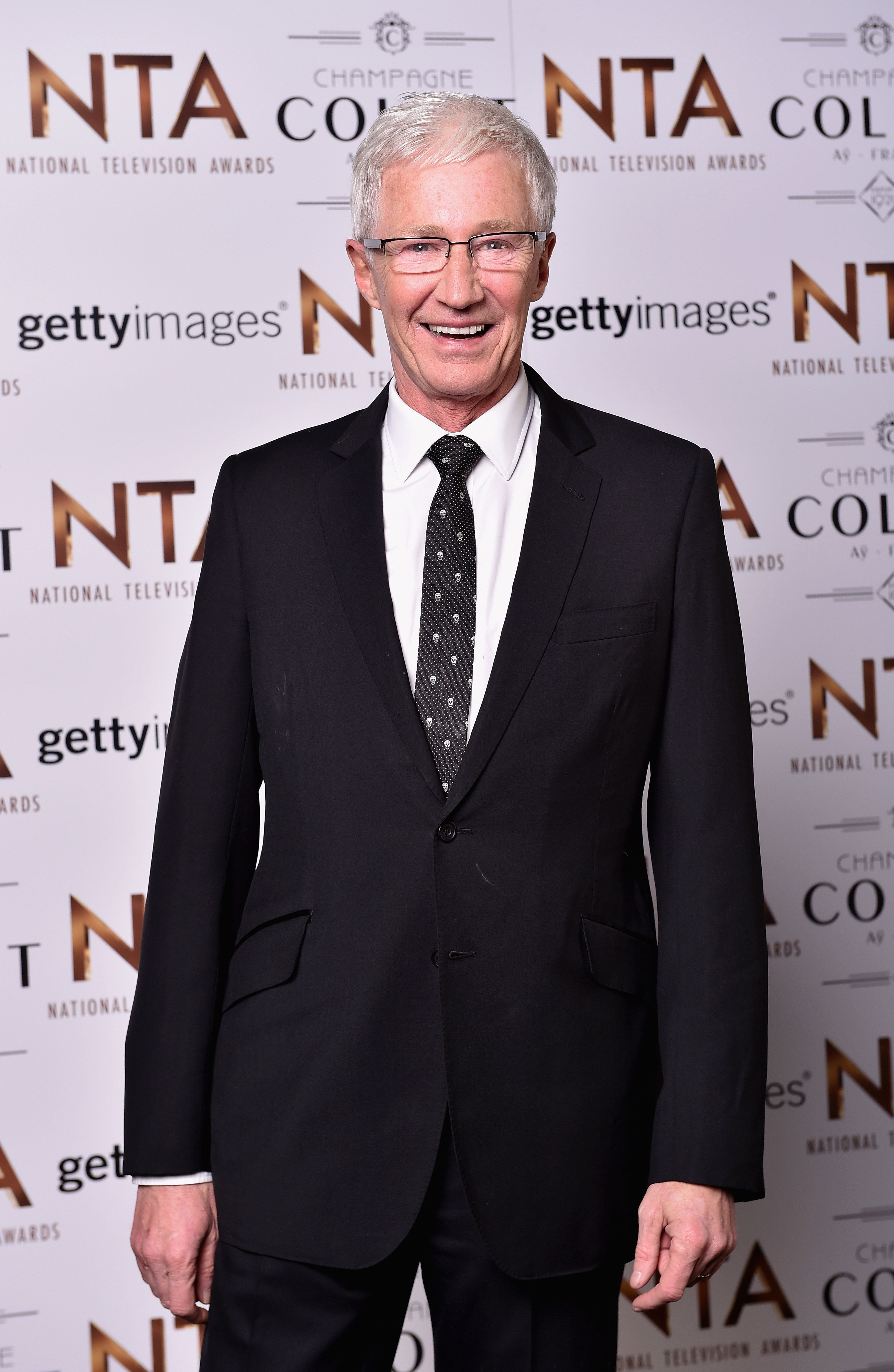 Paul O'Grady will front the new