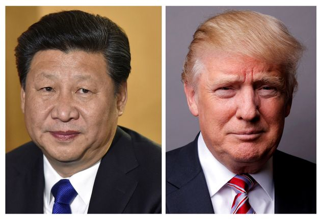 Chinese President Xi Jinping and U.S. President Donald Trump will meet at Trump's Mar-a-Lago property...
