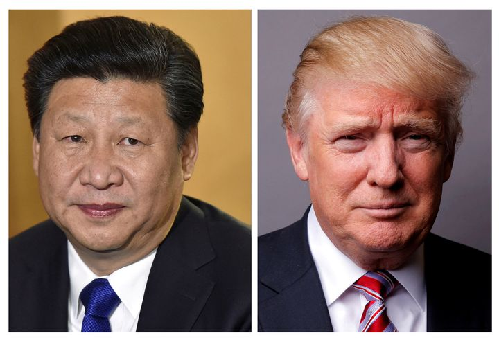 Chinese President Xi Jinping and U.S. President Donald Trump will meet at Trump's Mar-a-Lago property in South Florida.