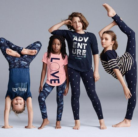 The clothing company came under fire last year when its campaign, meant to empower girls, featured a black girl being us