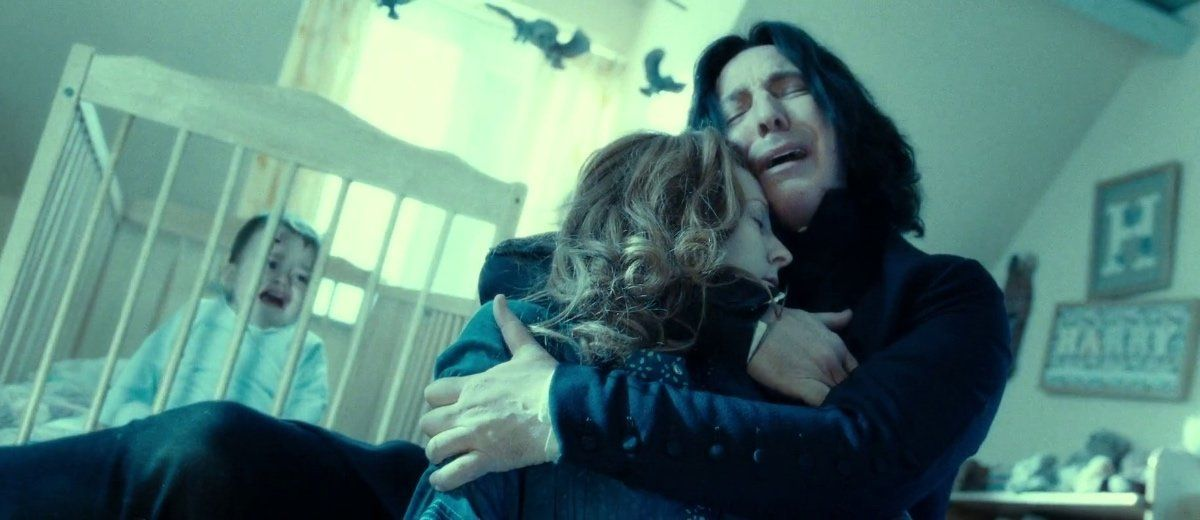 The Ludicrous 'Harry Potter' Theory On Snape You'll Wish Was