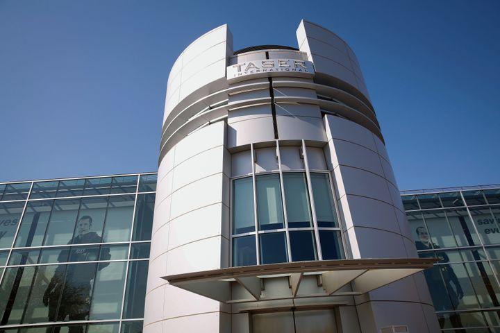 Taser International Inc. headquarters inScottsdale, Arizona.