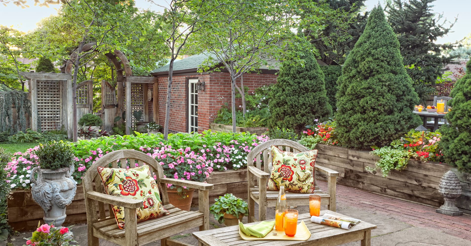 our best yard and garden transformations ever huffpost