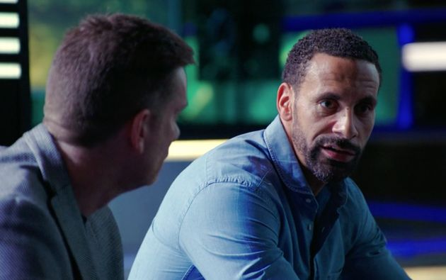 Rio Ferdinand Tackles The Topic Of Mental Health And Why It's Crucial To Open Up To