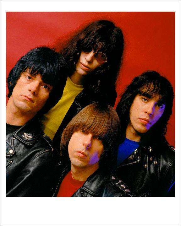 The Ramones, 1979.