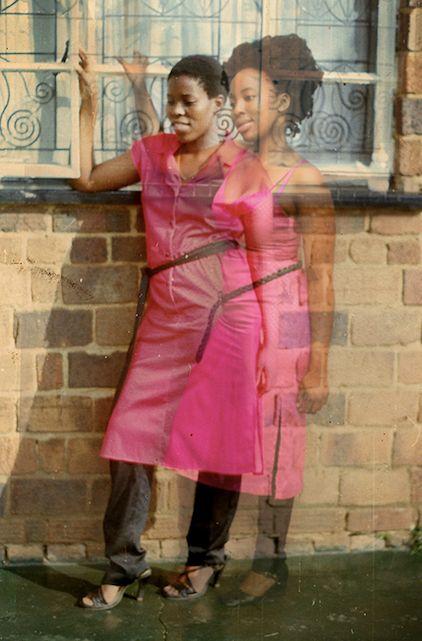 "Lebohang Kganye from ""Ke Lefa Laka/Her Story,"" 2013"