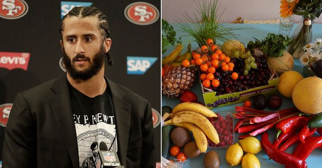 Sorry Kaep. The vegan diet only works for white guys who don't
