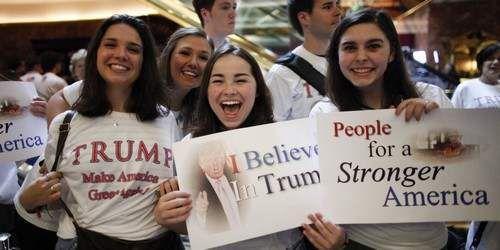 Young, dumb, and full of Liberty University spirit