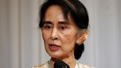 Myanmar Leader Aung San Suu Kyi Denies Ethnic Cleansing Of
