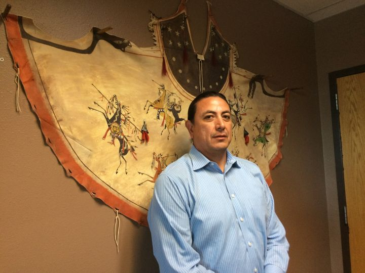 "Standing Rock Chairman Dave Archambault: ""We are heartened that ING has made the conscious decision to remove itself from a p"