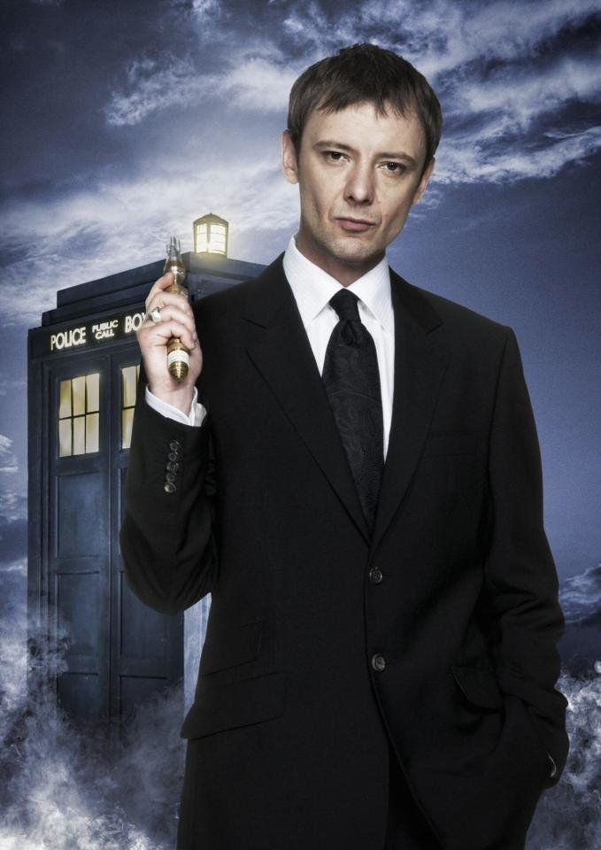 John Simm is returning as The Master to 'Doctor