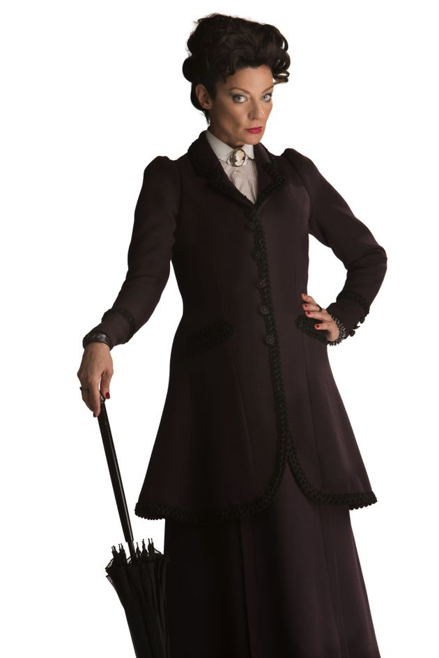 Michelle Gomez plays a female incarnation of The