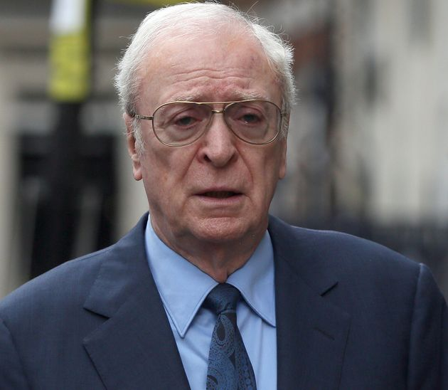 Michael Caine has been criticised for his comments about backing