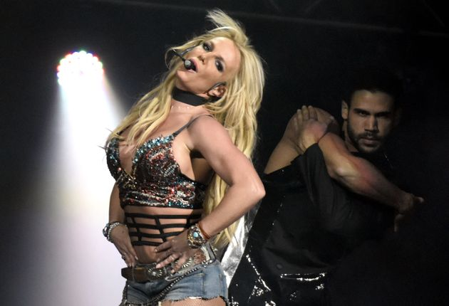 Britney Spears Fans Are Losing It Over The News She's Headlining Brighton