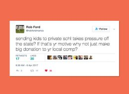 4 Tweets That Utterly Dismantle A 'Ridiculous' Argument For Private Schools