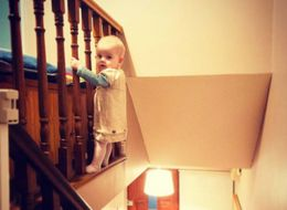 Dad's 'Risky' Photos Of 18-Month-Old Daughter May Make You Feel Uneasy