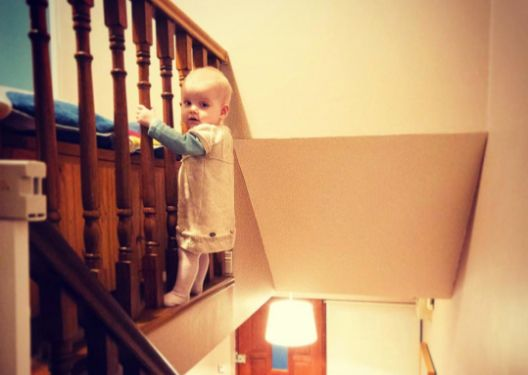 Dad's 'Risky' Photos Of 18-Month-Old Daughter May Make You Feel