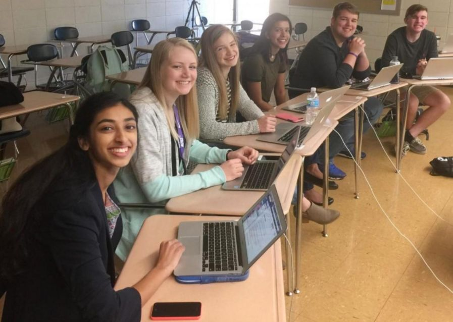 Brilliant Student Newspaper Scoop Brings Down High School's Own Head