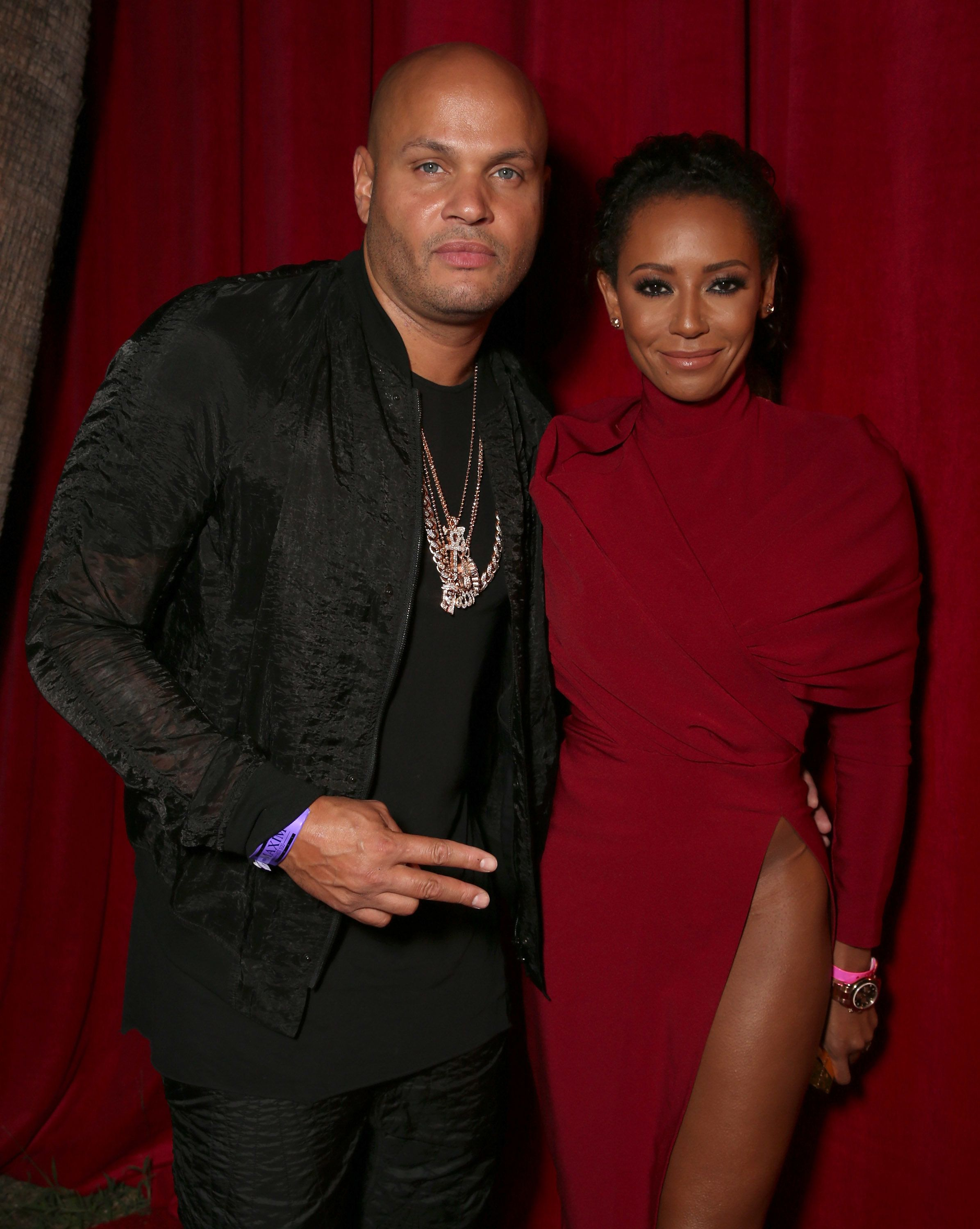 Mel B Accused Of Creating A 'Smear Campaign' Against Estranged Husband Stephen
