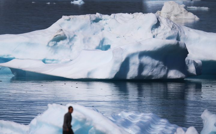 Greenland's Coastal Ice Caps Have Melted Past The Point Of No Return
