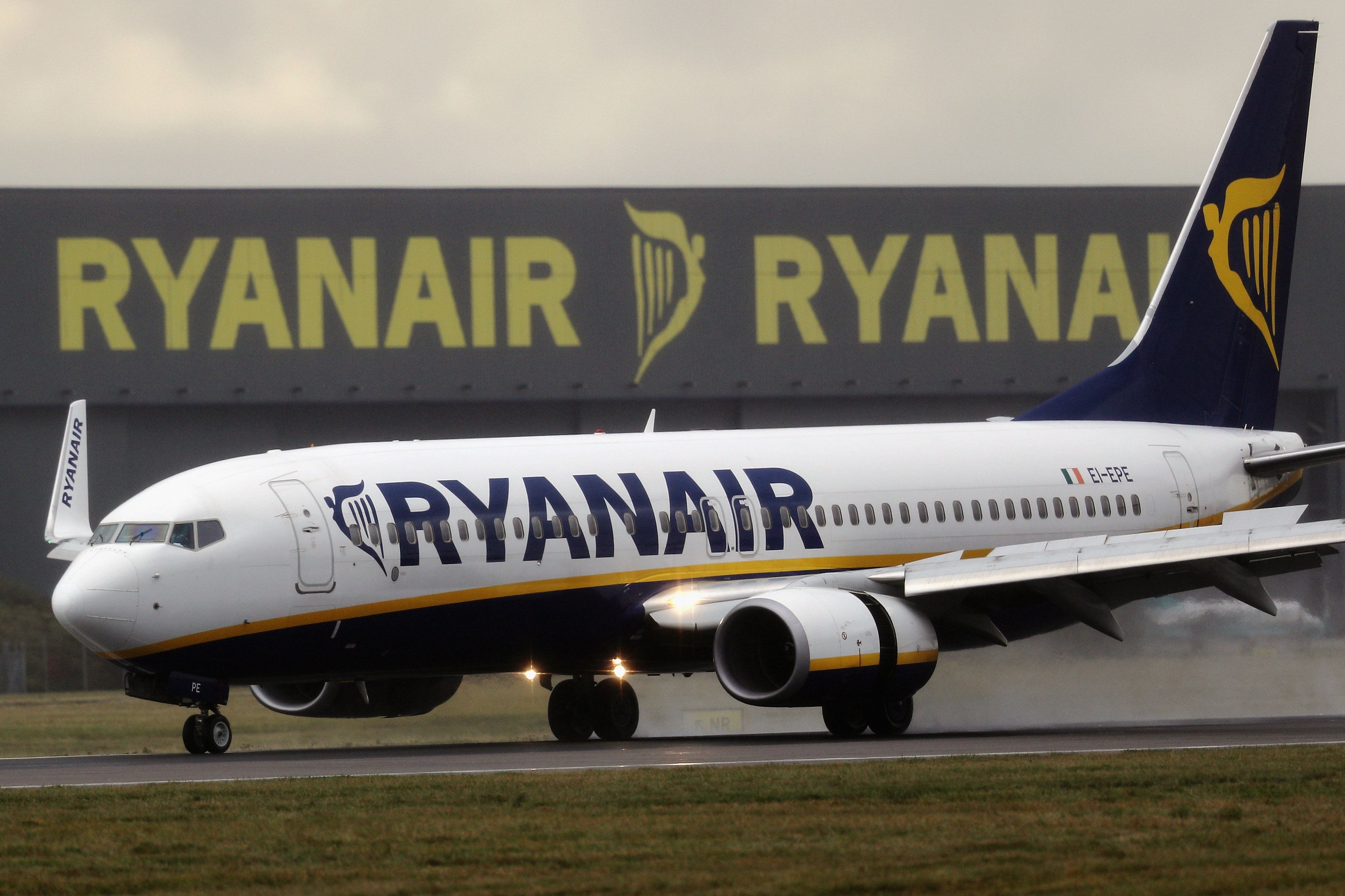 Ryanair Issues Desperate Plea To Theresa May Over