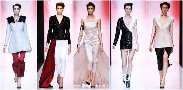 Looks from Portnoy Beso's collection