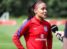 England Defender Alex Scott Has An Empowering Message For Women Who Doubt Themselves