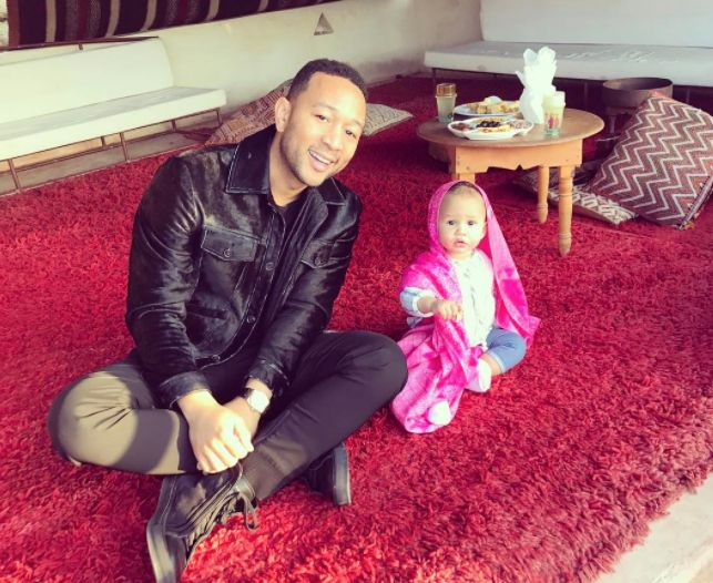 John Legend Wasn't 'Emotionally Prepared' For Chrissy Teigen's Battle With Postnatal