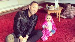 John Legend Wasn't 'Emotionally Prepared' For Chrissy Teigen's Battle With Postnatal