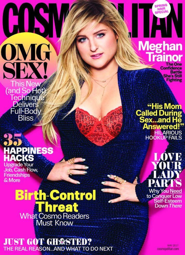 Cover girl.