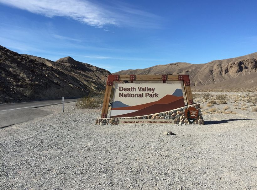 <em>Death Valley National Park</em>
