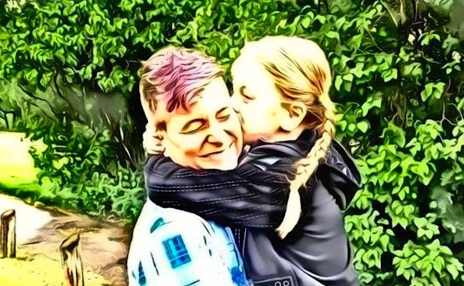 Mom loves lesbians