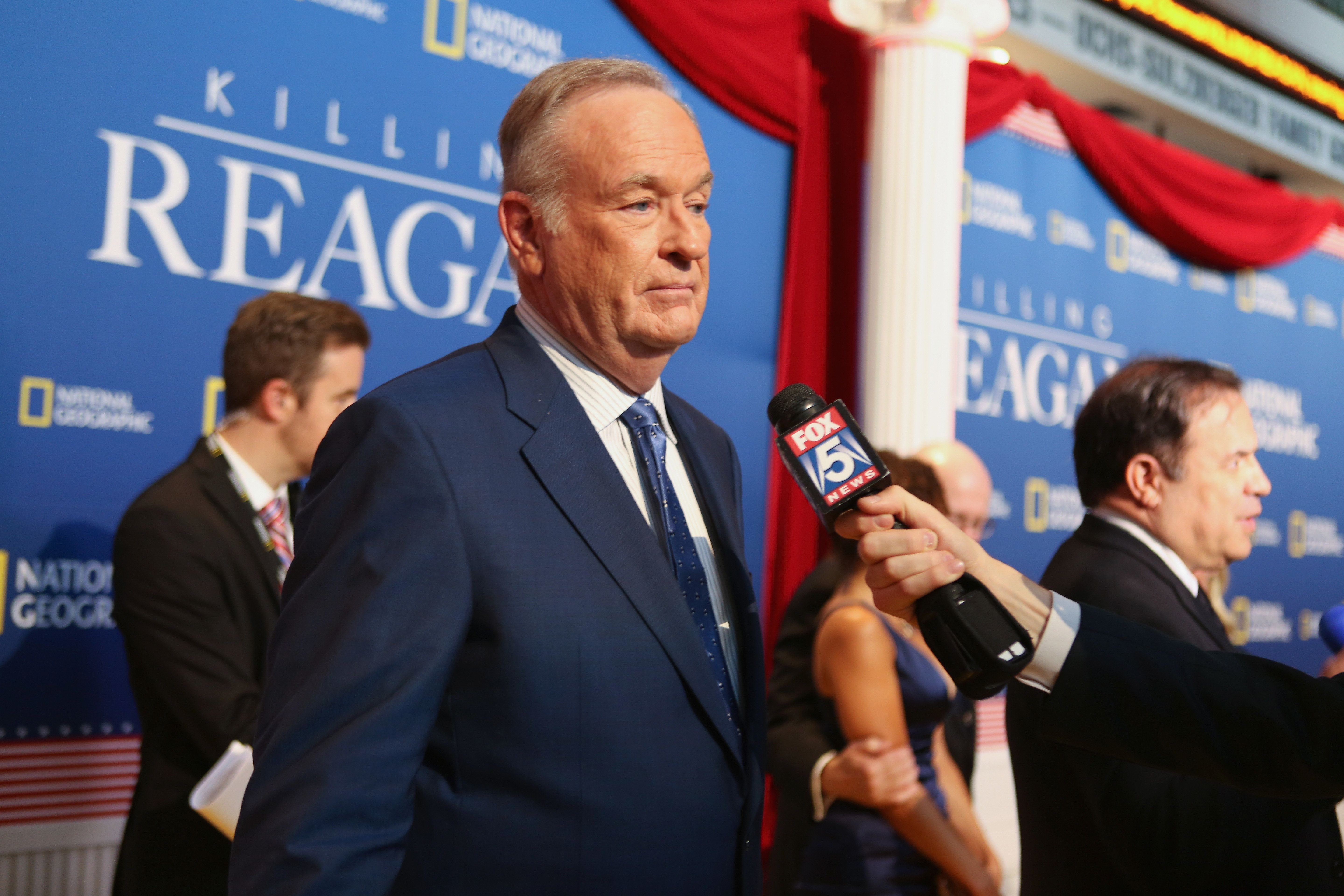 Fox News host Bill O'Reilly has a long history of offensive remarks.