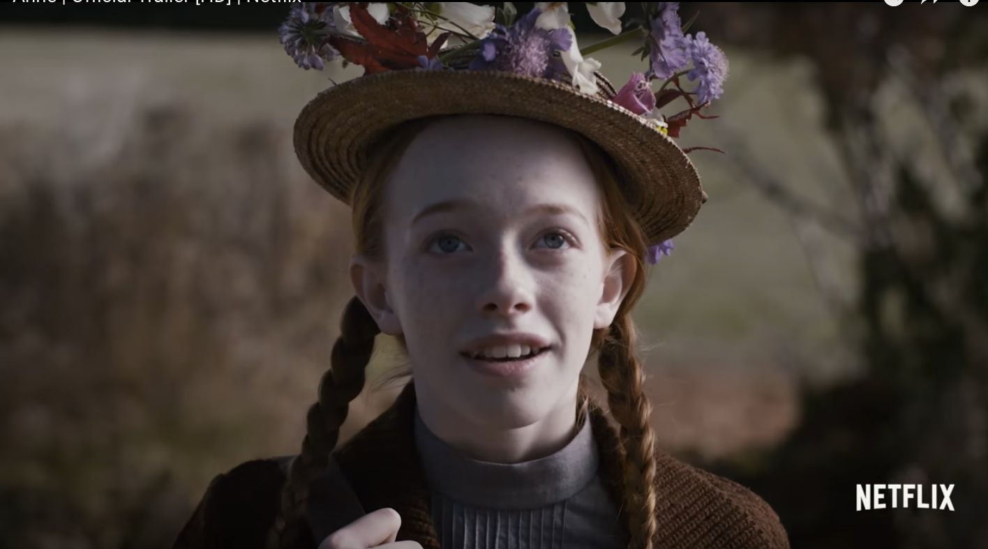 Get Ready To Swoon Over The 'Anne Of Green Gables' Netflix