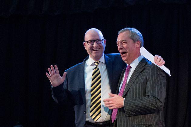 Paul Nuttall and Nigel