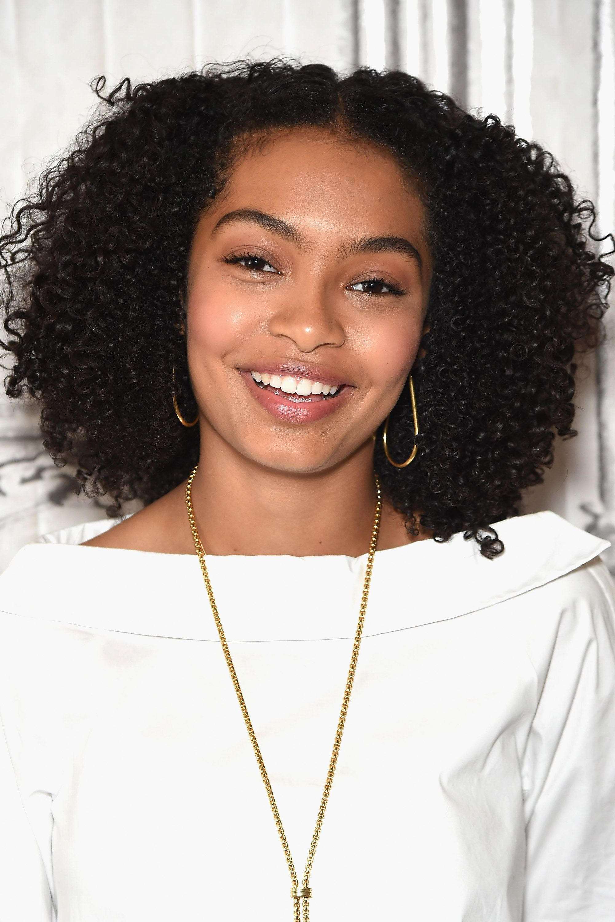 NEW YORK, NY - APRIL 05:  Actress Yara Shahidi attends the Build Series to discuss the comedy show 'Black-ish' at Build Studio on April 5, 2017 in New York City.  (Photo by Gary Gershoff/WireImage)