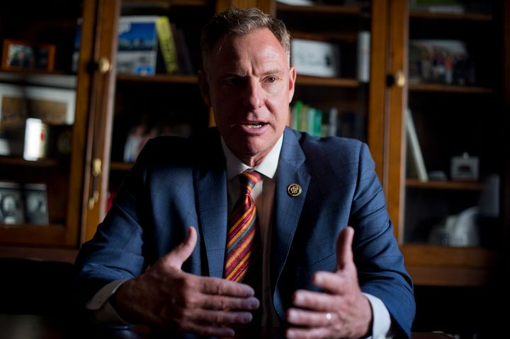 "Rep. Scott Peters (D-Calif.) says that if the House Republicans want to solve the problems before them, ""they might as well t"