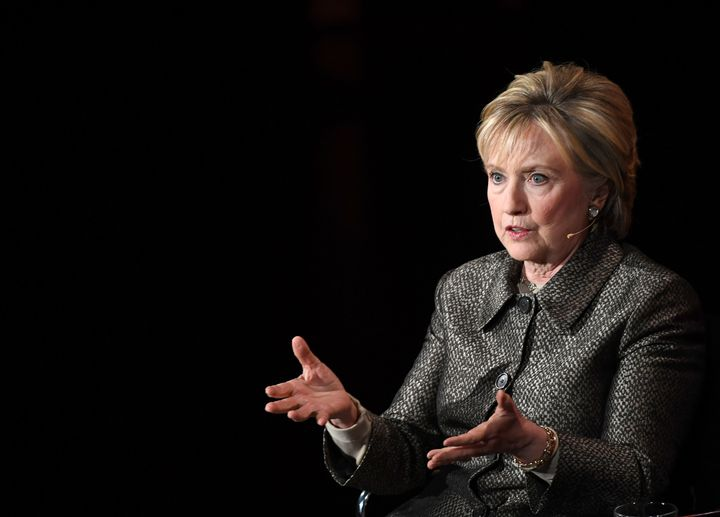"Hillary Clinton said the U.S. should ""take out"" the Syrian regime's airfileds."