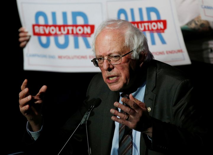 Sen. Bernie Sanders (I-Vt.) says Montana House hopeful Rob Quist is the kind of candidate Democrats should be putti